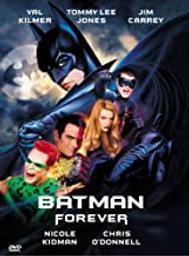 Batman forever : [Etats-Unis - 1995] / Joel Schumacher, réal | Schumacher, Joël. Auteur