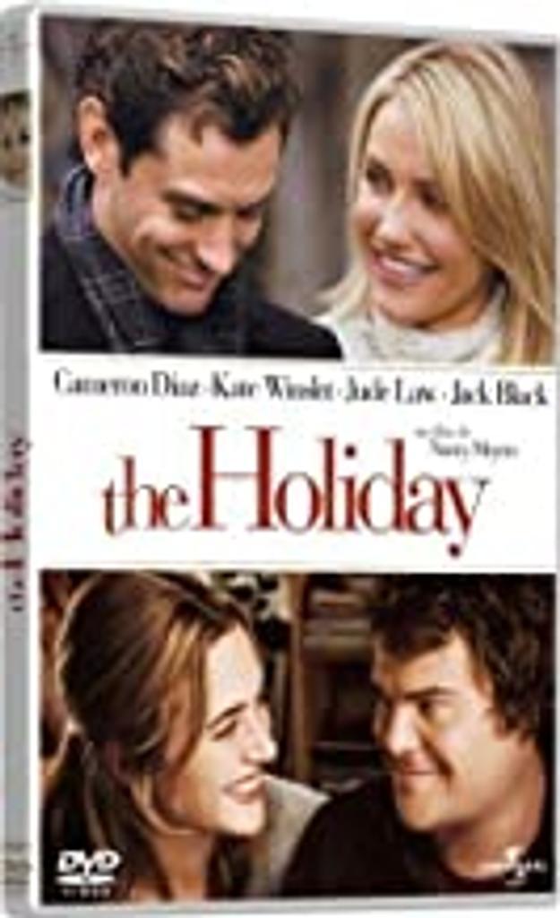 The holiday / Nancy Meyers | Meyers, Nancy. Metteur en scène ou réalisateur. Scénariste