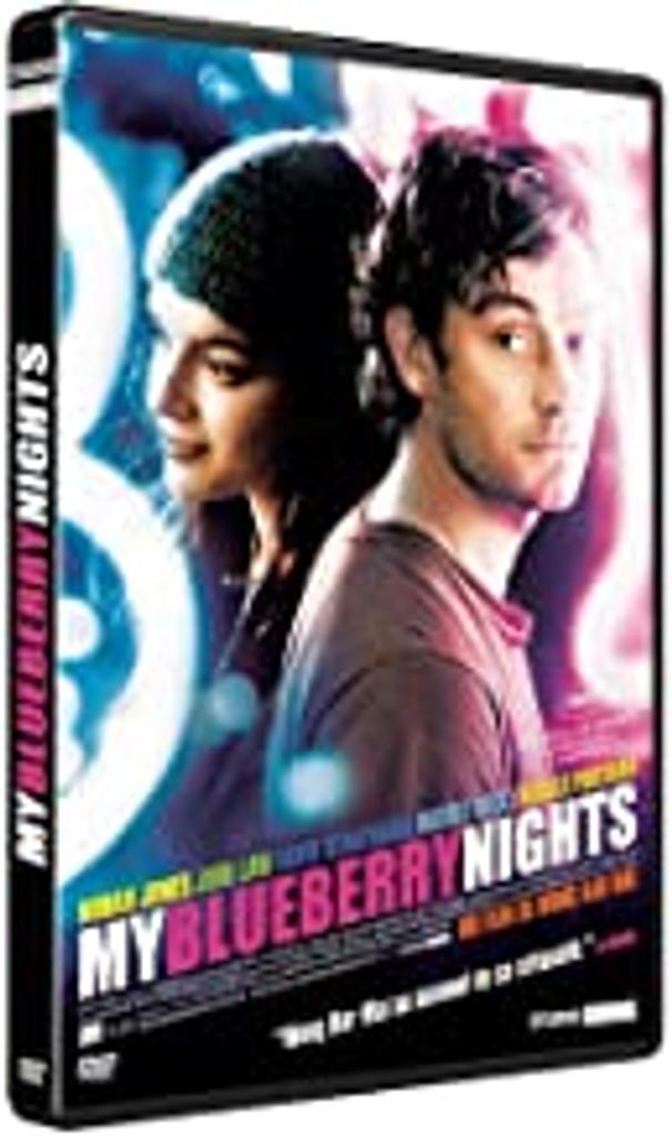My blueberry nights / Wong Kar-Wai, réal. | Kar-Wai, Wong. Metteur en scène ou réalisateur. Scénariste