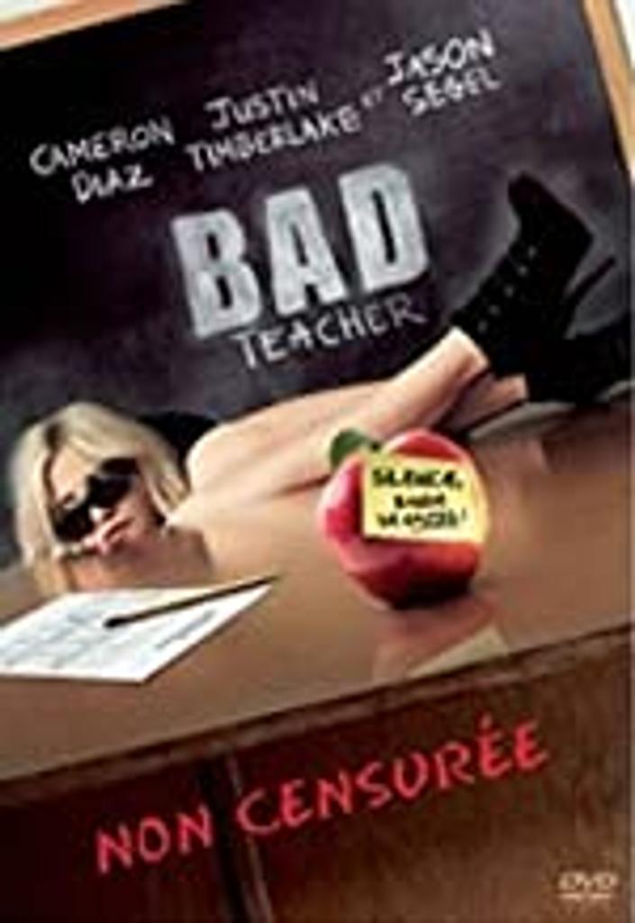 Bad teacher / Robert Luketic, réal.   Kasdan, Jake. Metteur en scène ou réalisateur