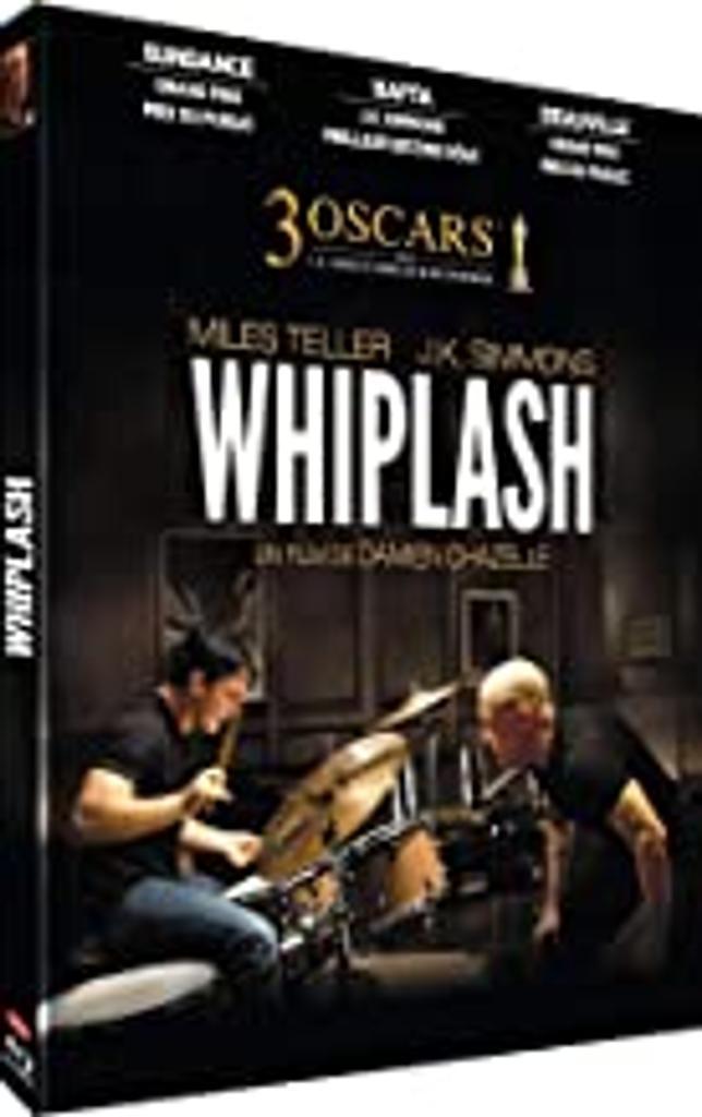 Whiplash / Damien Chazelle, réal.   Chazelle, Damien (1985-....). Metteur en scène ou réalisateur. Scénariste