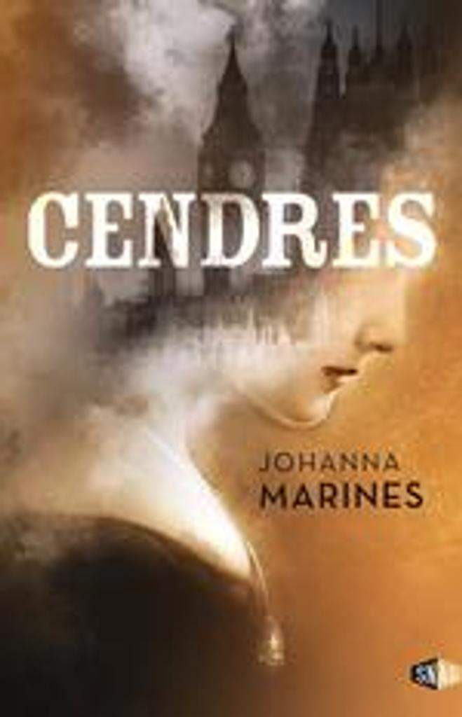 Cendres / Johanna Marines   Marines, Johanna. Auteur