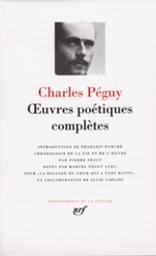 Oeuvres poétiques complètes / Charles Péguy | Péguy, Charles. Auteur