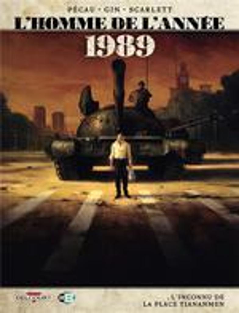 1989 : L'homme de l'année. Tome 16 / scénario, Jean-Pierre Pécau |