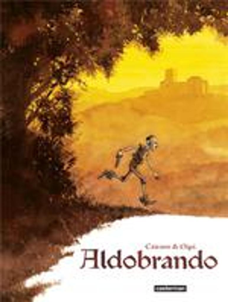 Aldobrando / scénario : Gipi |