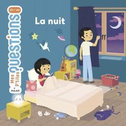 La nuit | Dumontet, Astrid. Auteur