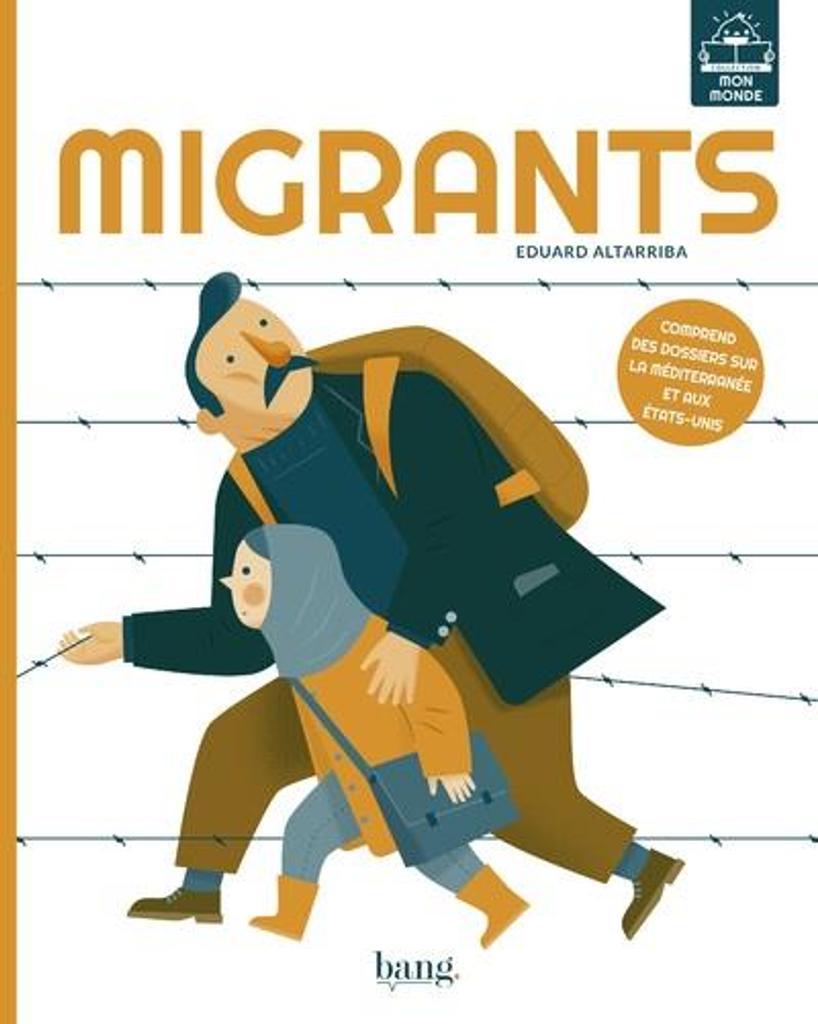 Migrants | Altarriba, Eduard. Auteur