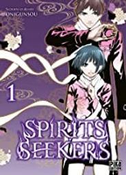 Spirits seekers. 1 | Onigunsō. Auteur