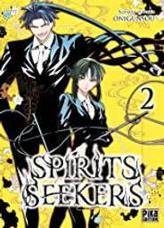 Spirits seekers. 2 | Onigunsō. Auteur
