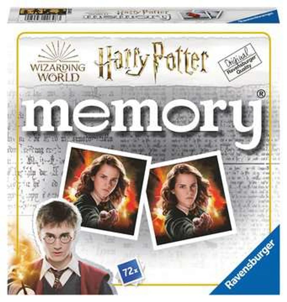 Harry Potter mémory |