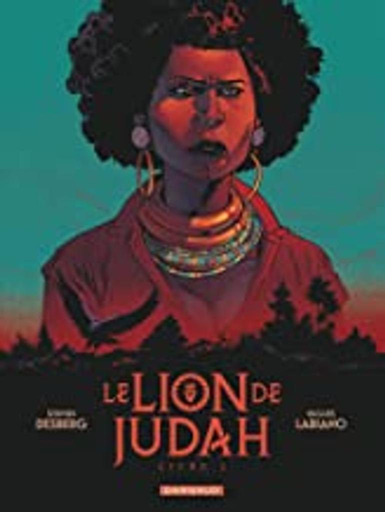 Le lion de Judah. Livre 2 : Le lion de Judah  