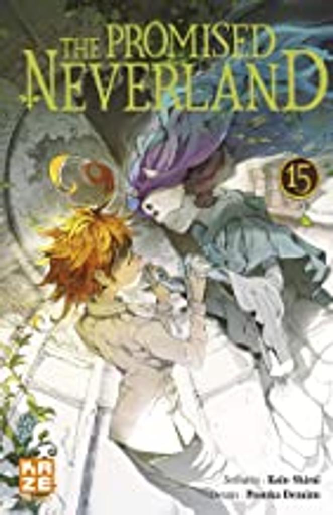 L'entrée : The Promised Neverland. 15 |