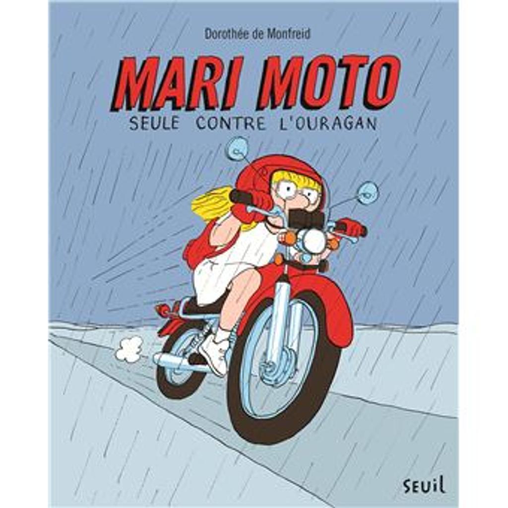 Mari Moto seule contre l'ouragan |