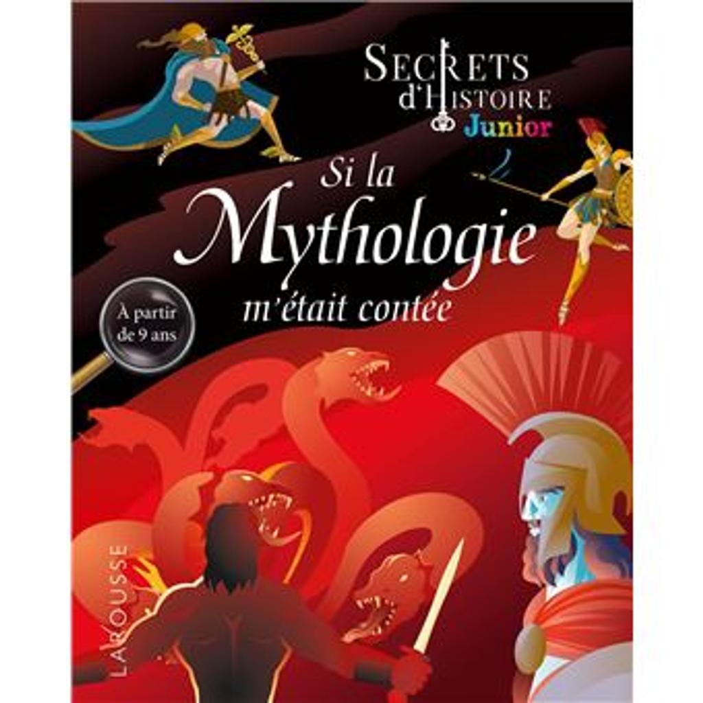 Si la mythologie m'était contée |
