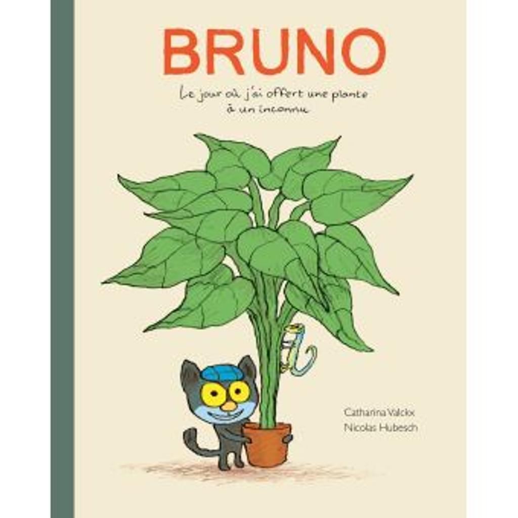 BRUNO : Le jour où j'ai offert une plante à un inconnu |