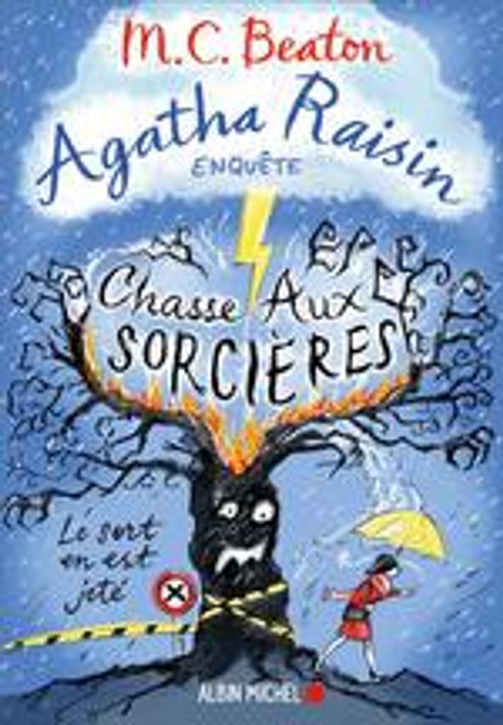 Chasse aux sorcières : Agatha Raisin enquête. 28  