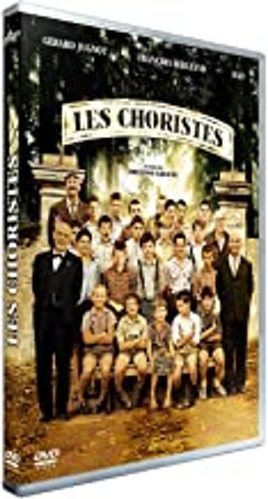 Les Choristes   Barratier, Christophe. Monteur