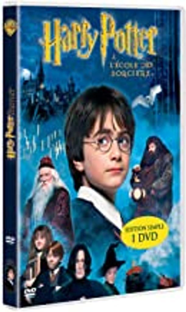 Harry Potter à l'école des sorciers : [Etats-Unis, 2001]   Columbus, Chris. Monteur